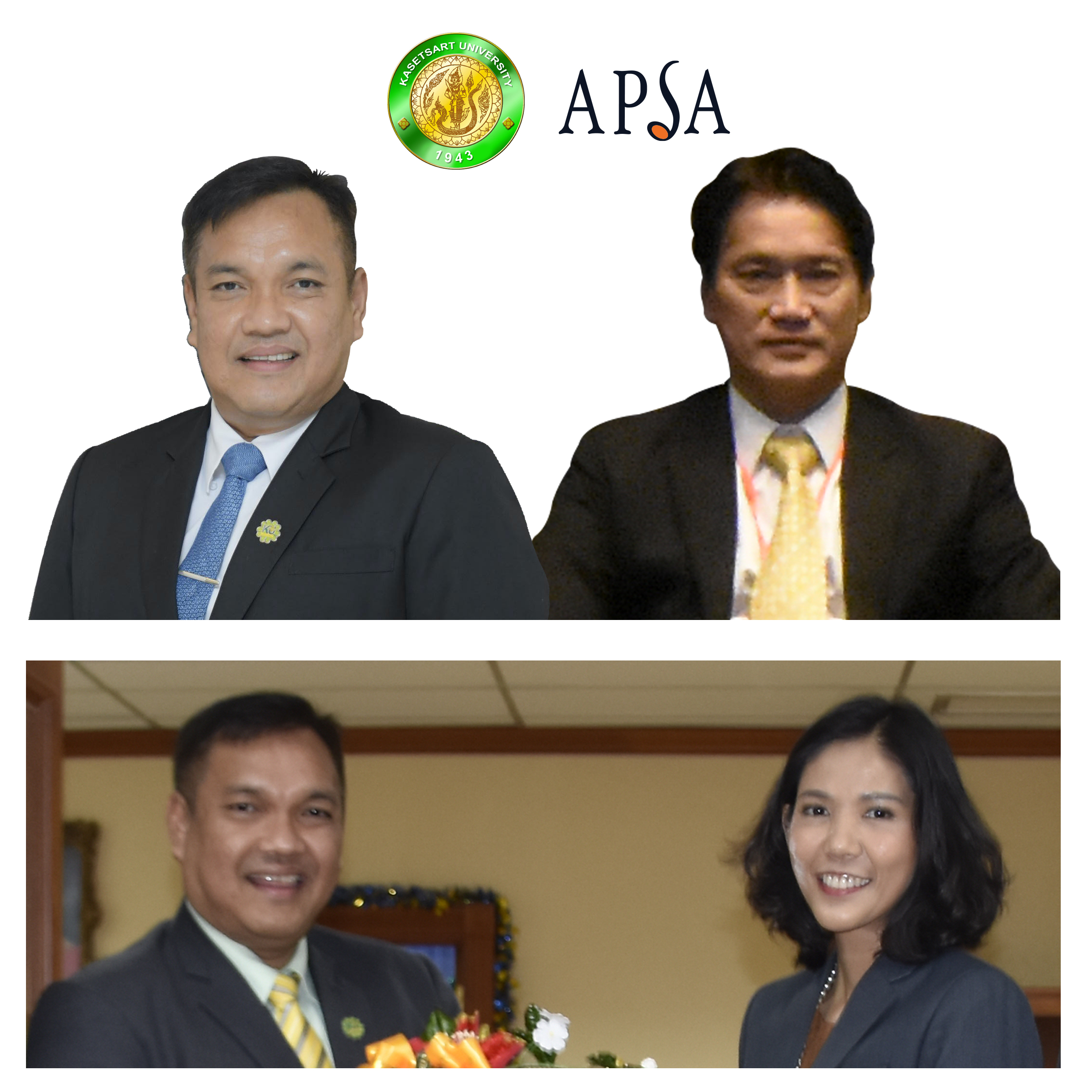 APSA and Kasetsart University ink MoU to promote sustainable agriculture